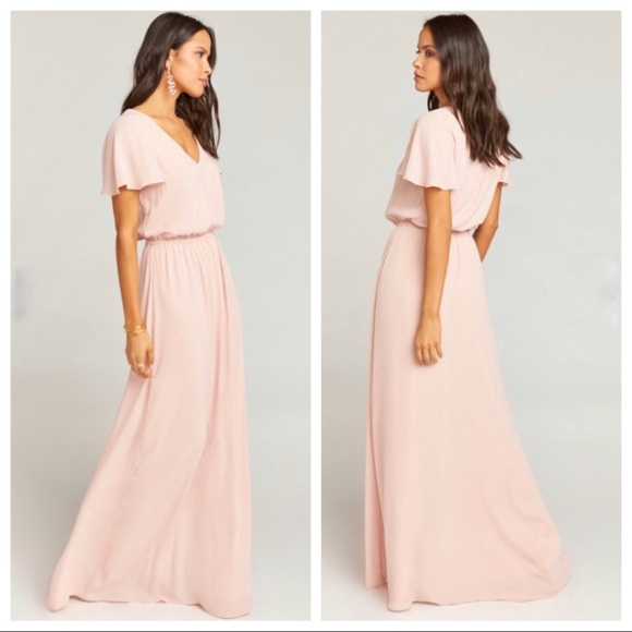 d8fab8277ab ... Michelle Flutter Maxi Dress. M 5c54be173c98443bd872fd0e